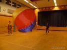 Gymnastik Übungsstunde Rosenmontag 2016