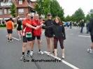 Lauftreff Fahrt Hasetal Marathon Löningen 2011